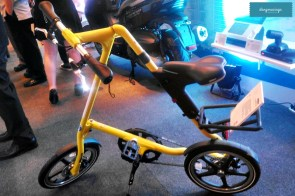 Strida folding bicycle from Ming Cycle Industrial Co., Ltd.