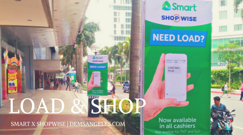 Free load credits when you SMART Shop and Load at Shopwise!