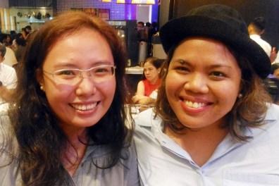 With #MIMAROPABeshie Kaye Koo of Manila Bulletin / Spot.PH / Esquire :)