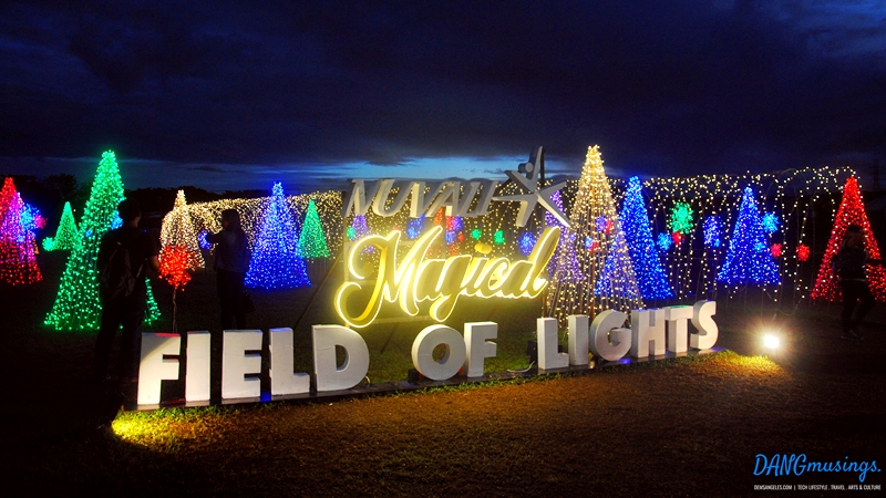 Nuvali Magical Field of Lights, An Enchanting Show