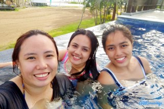 I went to Azalea Baguio with these gals on two different trips hehe! :)