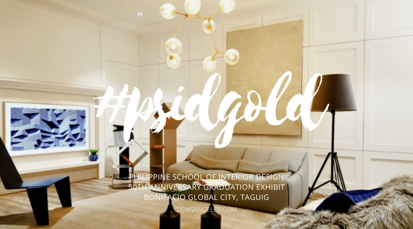 [Interior Design] My Top 7 Spaces from the PSID GOLD Graduation Exhibit