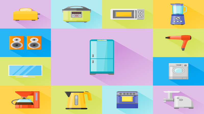 8 Common Household Appliances and Devices That Use Motors