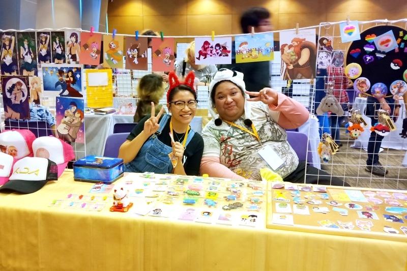 FurryPinas 2019 Art Market