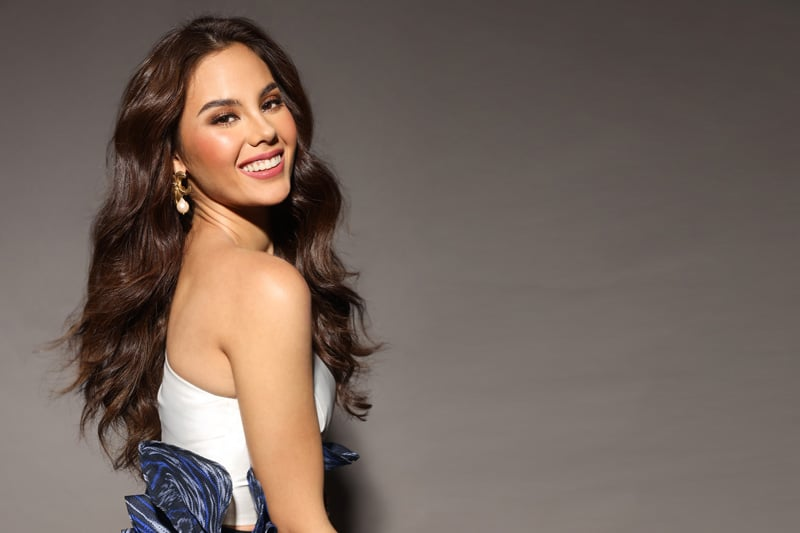 2018 Miss Universe Catriona Gray finds ways to reach greater heights