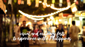 6 Philippine Food Festivals You Must Experience