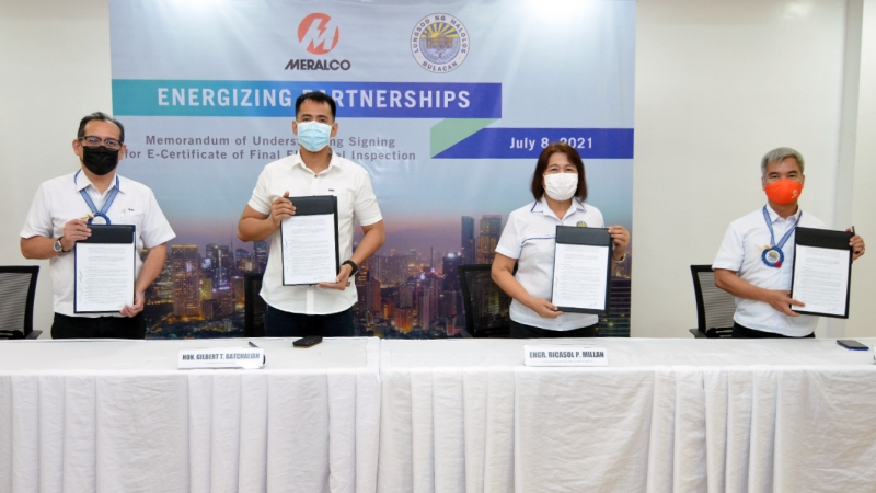 Meralco, LGUs to fast-track energization of homes and businesses