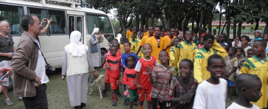 Opvang kinderen in Tullo