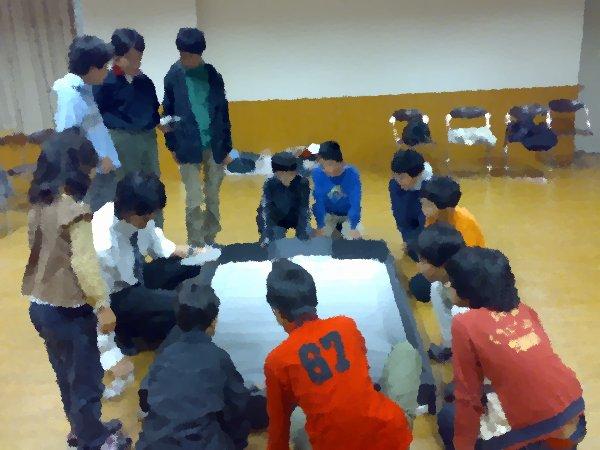 ロボカップジュニア フォローアップ教室 in 金沢