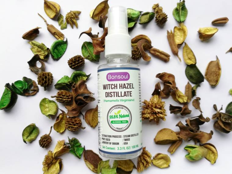 Bonsoul Witch Hazel Toner Review
