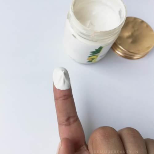 seer secrets deodorant cream review
