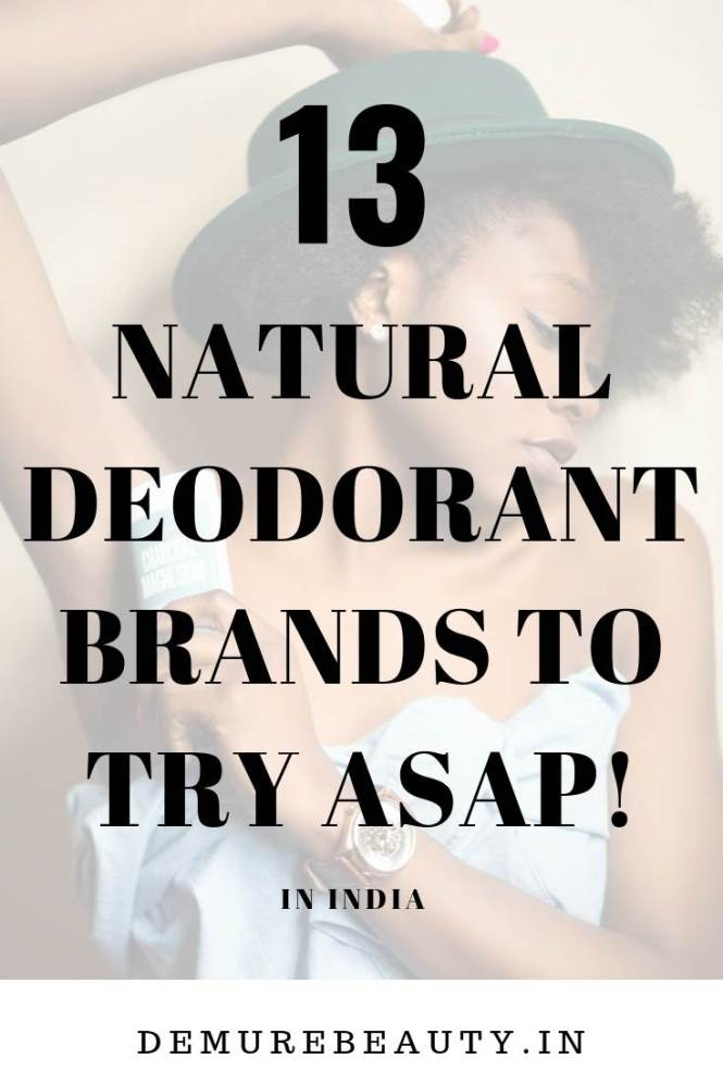 natural deodorants india. green beauty guide. skincare tips. clean beauty product