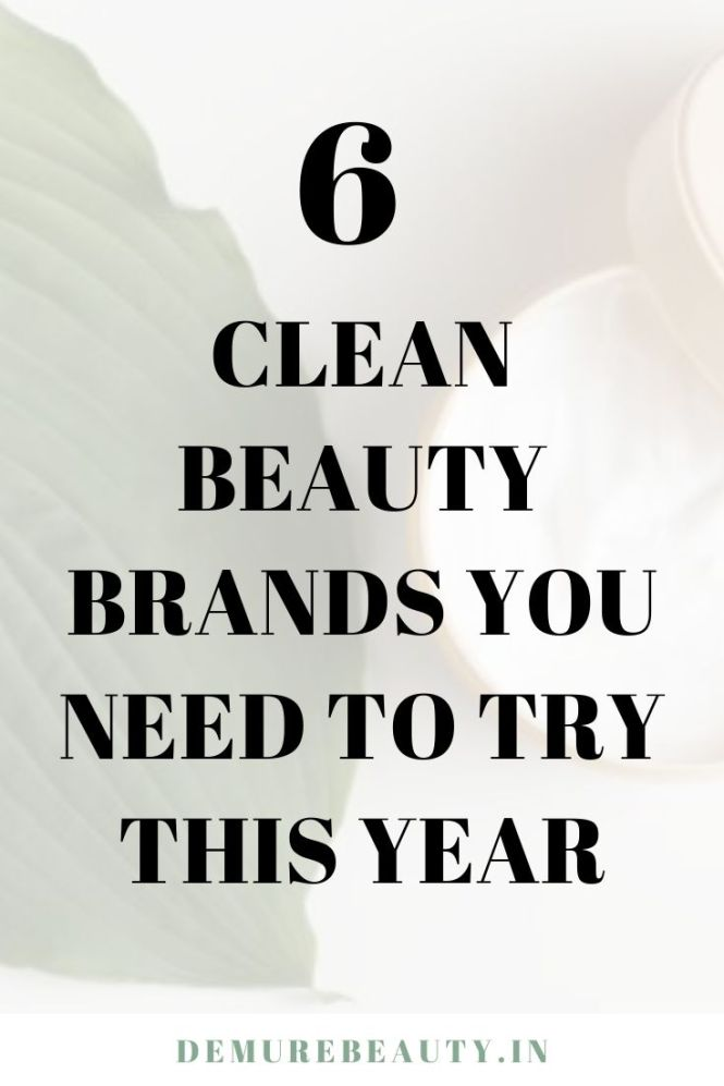 clean beauty brands in india to try out in 20 - natural skincare and haircare tips