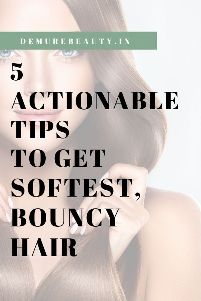get soft hair, healthy haircare tips and haircare routine guide.