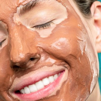 clay mask to prevent pimples