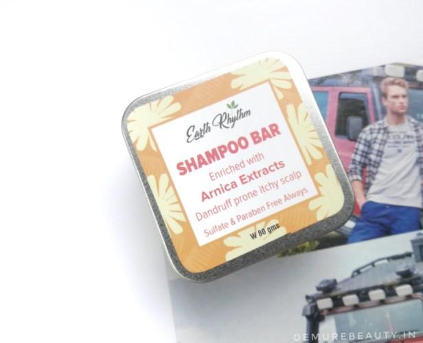 earth rhythm anti dandruff shampoo