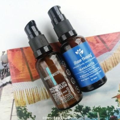 niacinamide serum for damaged skin barrier repair