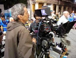 Fernándo Pérez . Cineasta cubano