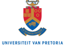 University Of Pretoria, UP Application Status