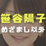 笹谷陽子の顔画像