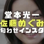 佐藤めぐみの顔画像