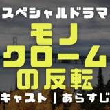 スペシャルドラマ「モノクロームの反転」のカバー画像