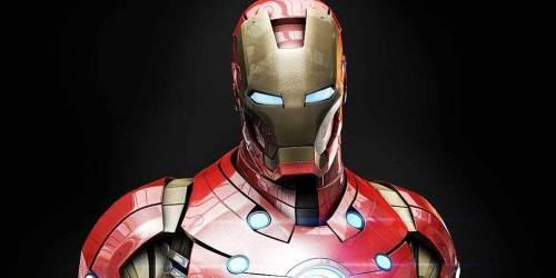 Iron man 3D Animated 3