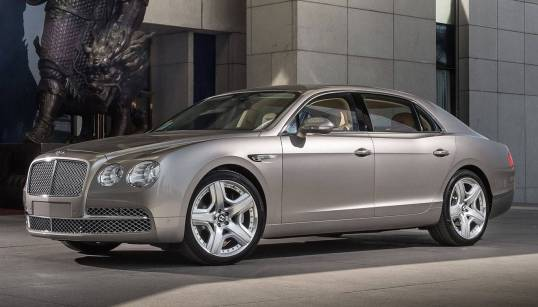 bentley flying spur - Cars of 2014