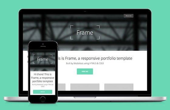 responsive-portfolio-template