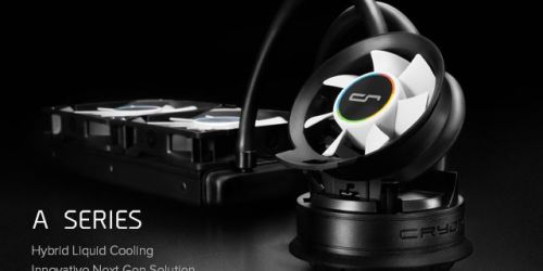 A-Series of Hybrid Liquid Coolers by CRYORIG 2