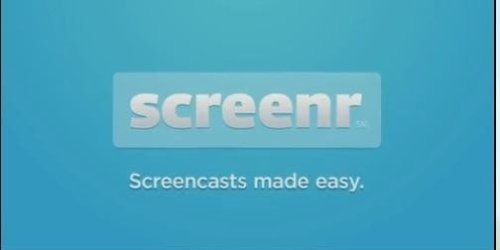 Screenr e1440032270955 - Screenr | Instant Screencasts: Just click record