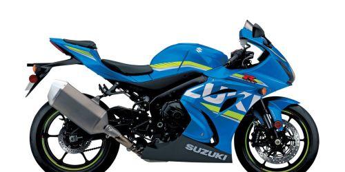 gsx1000r right blue - 2017 Suzuki GSX-R1000
