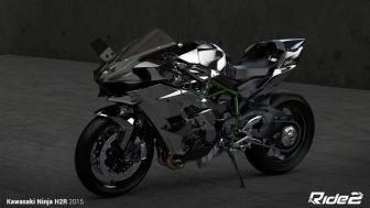 ride2 kawasaki h2r - RIDE 2 The Game - Available Now