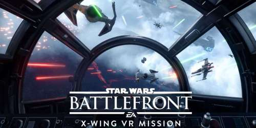 Star Wars Battlefront VR Mission 4