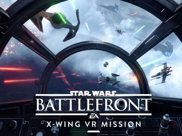 Star Wars Battlefront VR Mission
