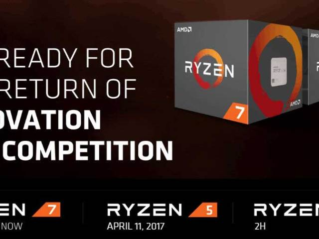 AMD Ryzen 5 Desktop Processors