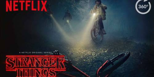 Try the Netflix - Stranger Things 360 Experience 3