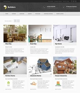 Build real estate listings business website with WordPress plugin 2