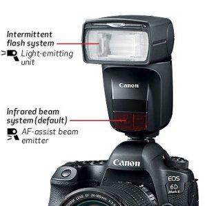 Canon Speedlite 470EX-AI smart flash 8