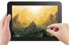 windows multi touch - Corel Painter 2019 -Digital Art and Painting Software