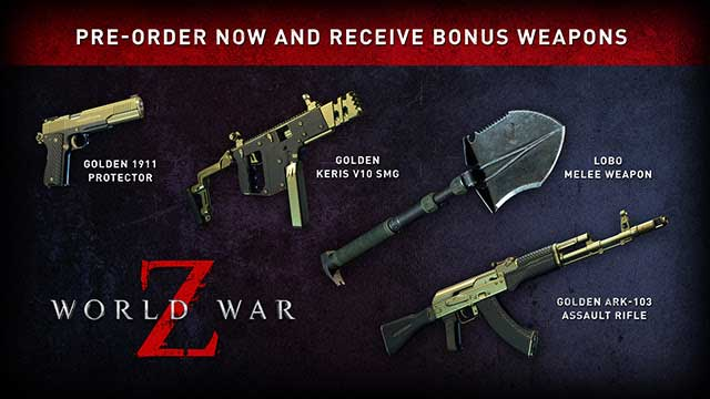 lobo bundle World War Z The Game