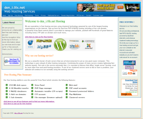 Den-i free hosting