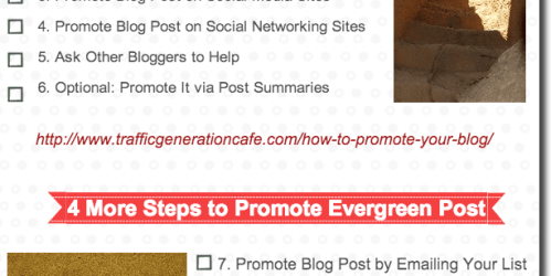 How to Promote Your Blog 4