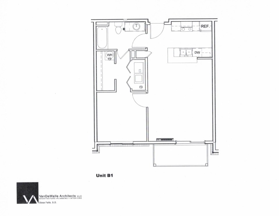 The Innovation Floor Plans