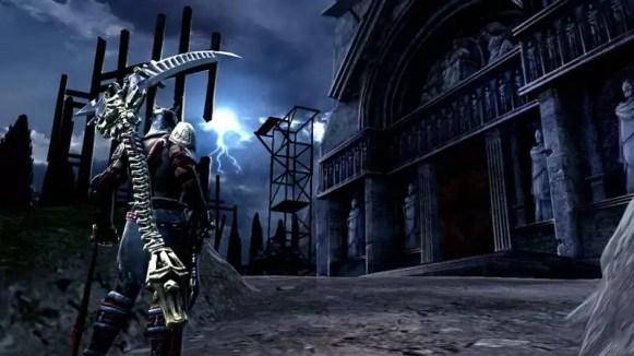 Dante's Inferno screenshot