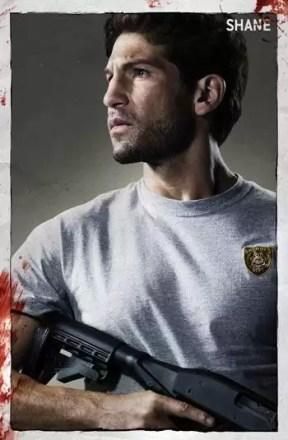 Shane Walsh (Jon Bernthal) - Walking Dead