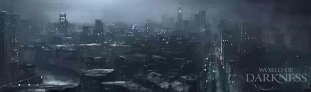 World of Darkness Massive Multiplayer Online Game