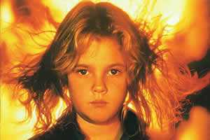 Firestarter - Drew Barrymore