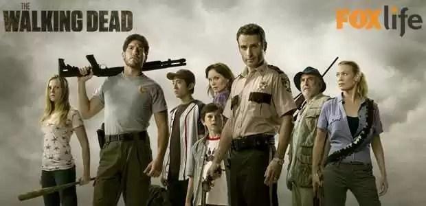 Foxlife zendt The Walking Dead uit