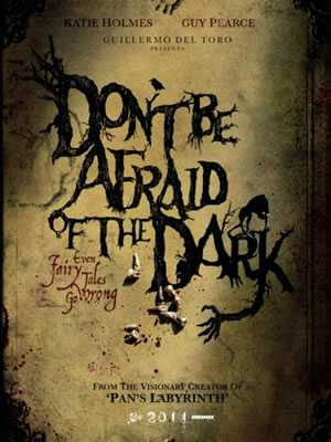 Don't Be Afraid Of The Dark - nieuwe poster